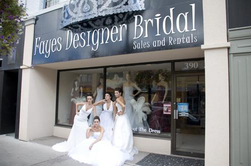 Fayes Wedding Bells Bridal Show