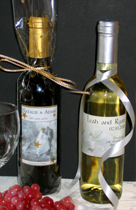 Wedding Favors Wine Shoppe on Charlotte